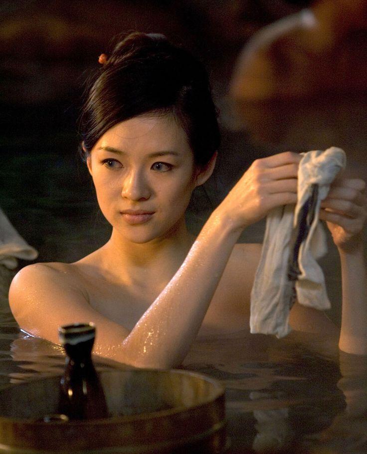 Memoirs of a geisha zhang