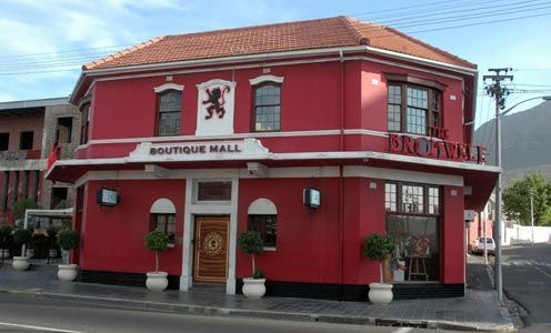 The Bromwell Bread Cafe- Woodstock
