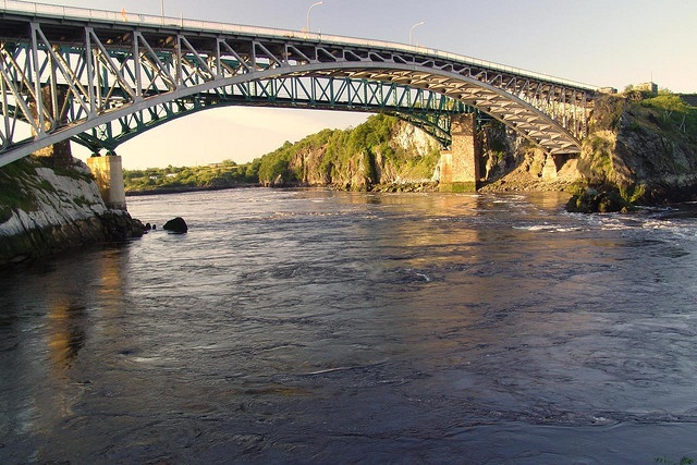 Reversing Falls, Saint John NB