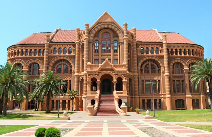 Ashbel Smith Building Utmb Galveston Quot Old Red Quot The