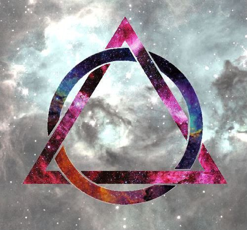 24 best THE UNIVERSE images on Pinterest Hipster Triangle Galaxy Wallpaper