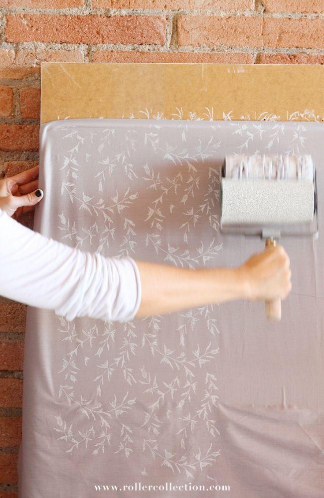 12 best roller collection images on pinterest chalk - Crea decora y recicla ...