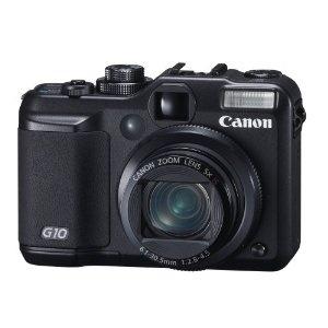 Purse camera - Canon G10