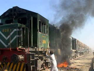 PAK--URDO--NEWS--PAPER: شیخوپورہ ٹرین حادثے کی ابتدائی تحقیقاتی رپورٹ میں ...