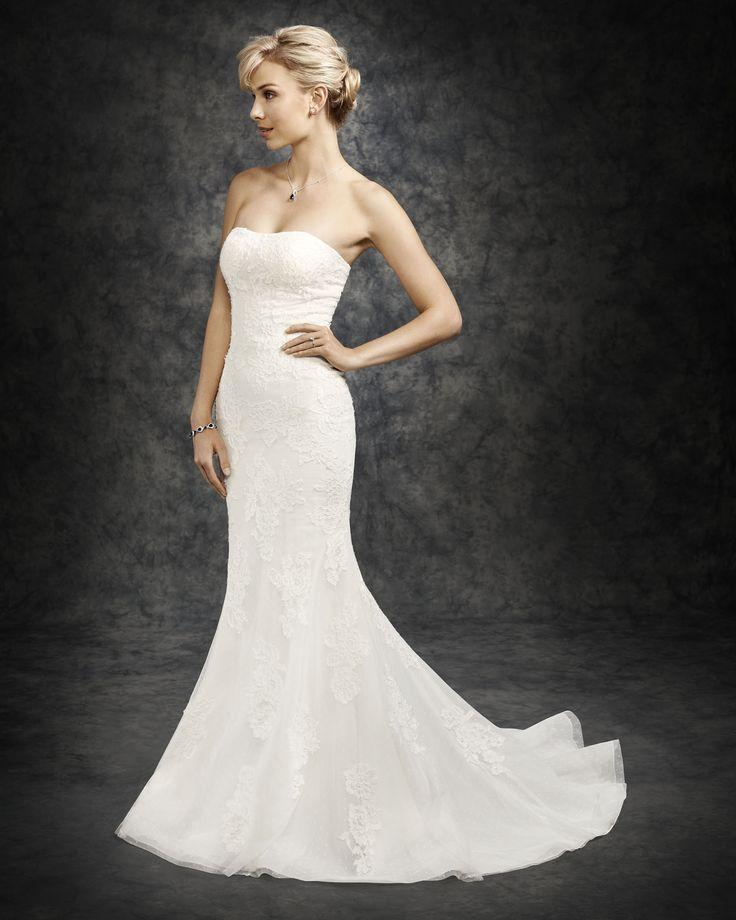 Ella Rosa Style BE302 Bridal Weddingdress