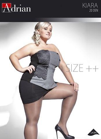Rajstopy Kiara 20 DEN #adrian #rajstopyadrian #adrianinspiruje #size #plus #curves
