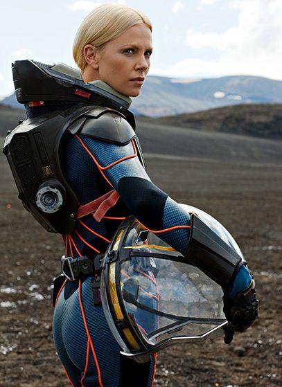 Charlize Theron Prometheus Movie | The Summer Movie Season - June 2012