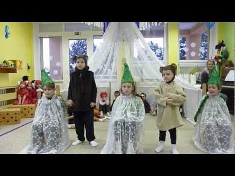 Vánoce ve školce 2012 - YouTube