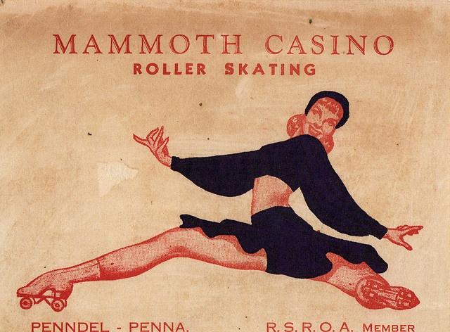 Mammoth Roller Skating Rink