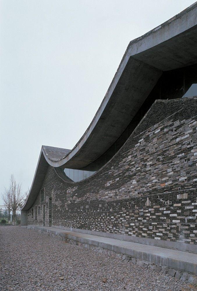 Five Scattered Houses, Amateur Architecture Studio -Wang Shus 2012 Pritzker Prize winner