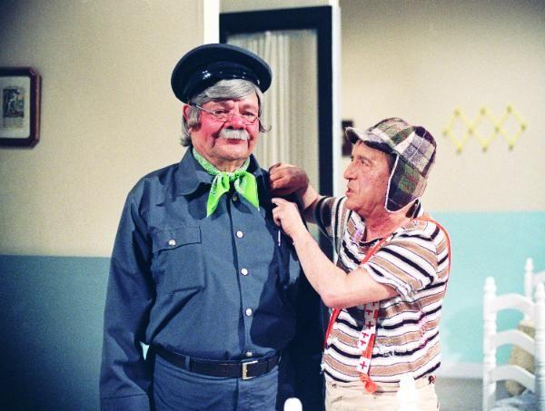 Raúl 'chato' Padilla le dio vida a 'Jaimito el Cartero' uno de los personajes más recordados de 'El Chavo del ocho'