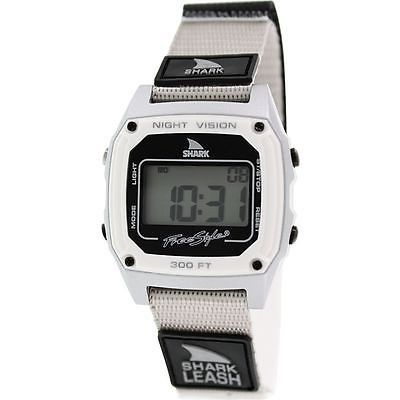 Freestyle Shark Watch Leash Silver Grey