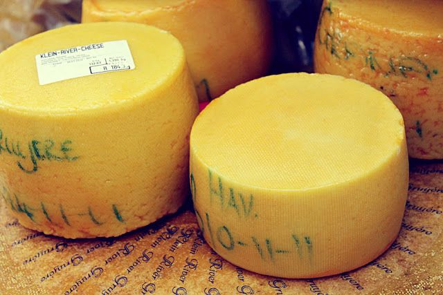 Cape Town Taste Buds: Klein River Cheese Factory @ Stanford