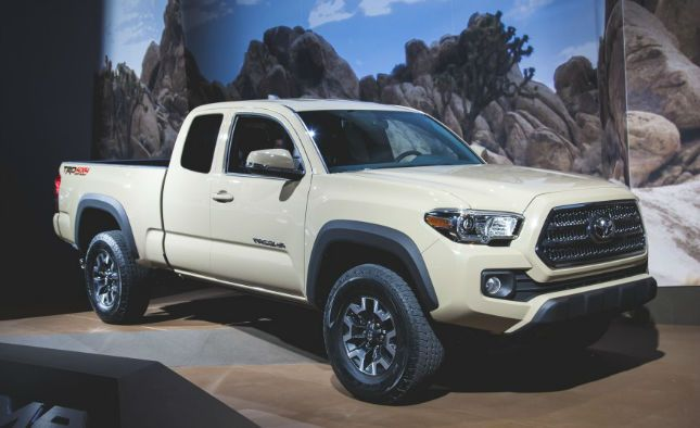 1000+ Ideas About Toyota Tacoma Trd Sport On Pinterest