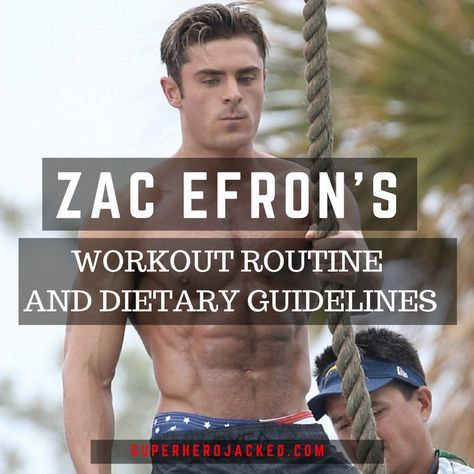 BONUS: So I've seen about 100 different memes about Zac Efron's most recent body transformation. I'm not going to lie Zac...I'm mirin'. Full disclosure here: Zac has always been in really good shape. He was ripped in Neighbors, he was shredded in Dirty Grandpa, and actually I don't remember a time…