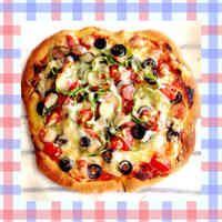 リスドォルで 美味しいピザ生地