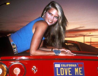 Christie Brinkley ~ National Lampoons Family Vacation