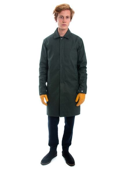 Welter Shelter FW15 Long Dong green