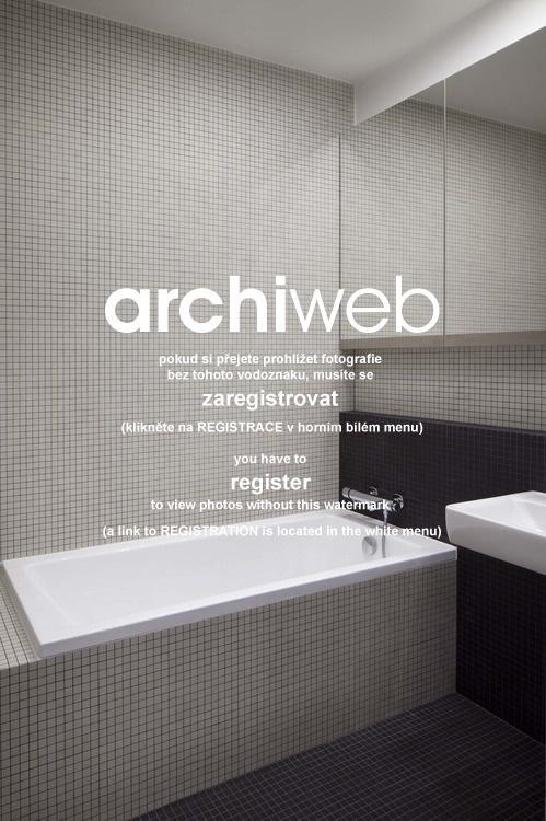 archiweb.cz - Úprava bytu ve funkcionalistickém domě v Praze na Letné