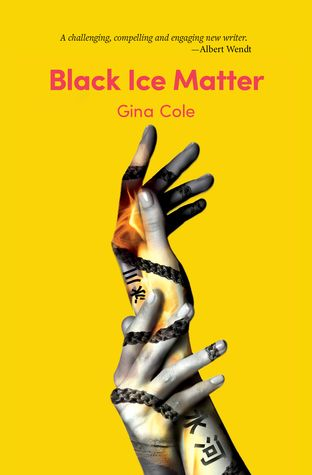 """Black ice matter"", by Gina Cole - 2017 Winner Hubert Church Best First Book Fiction - A collection of short stories exploring the connections between extremes of heat and cold. Sometimes this is spatial or geographical; sometimes it is metaphorical."