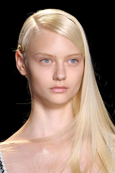 The Most Anticipated Hair Trends For Spring 2013