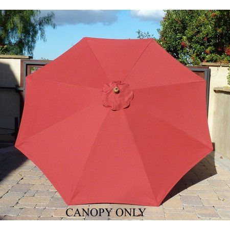 Patio Garden Offset Umbrella