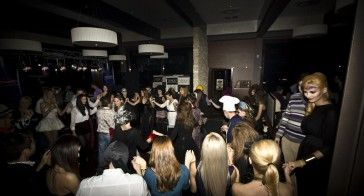Vitraj Premium Lounge Bacau - Halloween Party 2013 Event . http://vitraj.ro/index.php/petrecere-halloween-2013