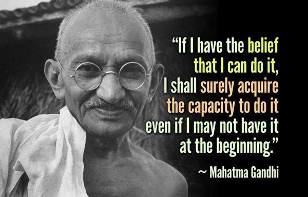 21 Mahatma Gandhi Quotes