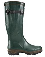 Aigle Parcours Iso 2 Wellington Boot Green