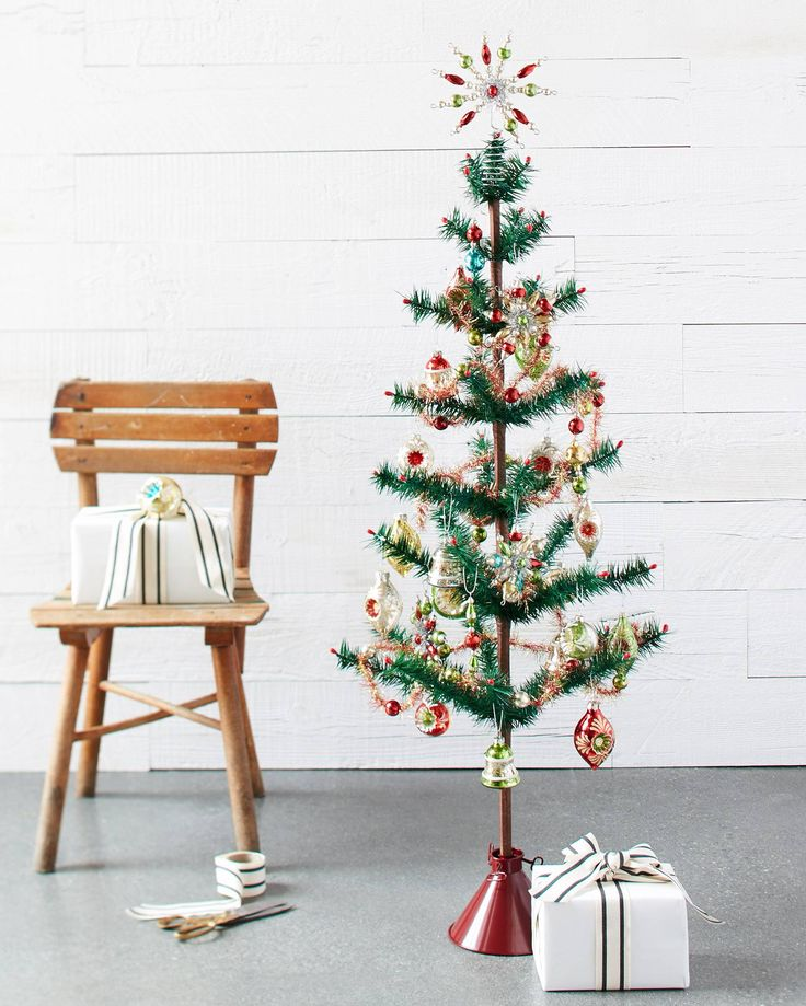 Feather Christmas Tree | Balsam Hill