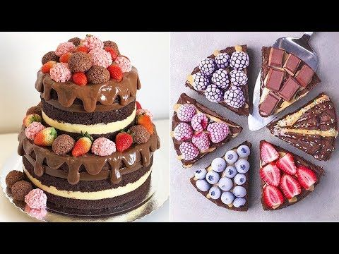 Yummy Chocolate Cake Recipes Ideas For Fa Amazing Cake