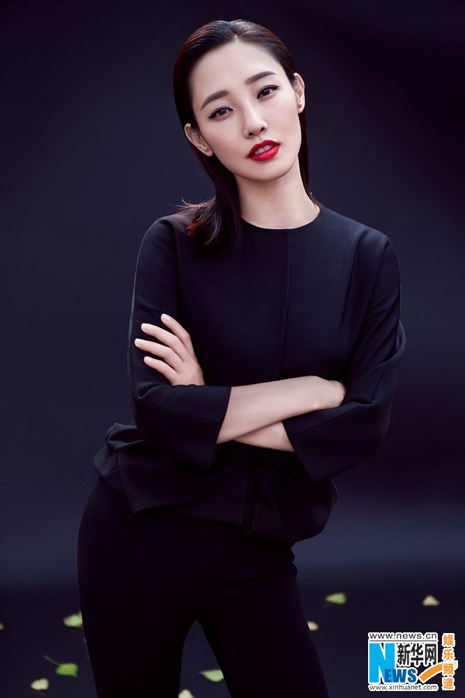 Bai Baihe: The fashion catcher   http://www.chinaentertainmentnews.com/2016/03/bai-baihe-fashion-catcher.html