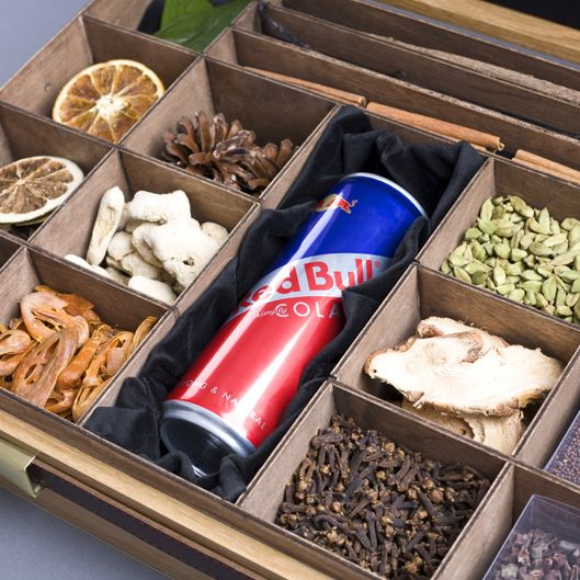 Red Bull Cola Sampler