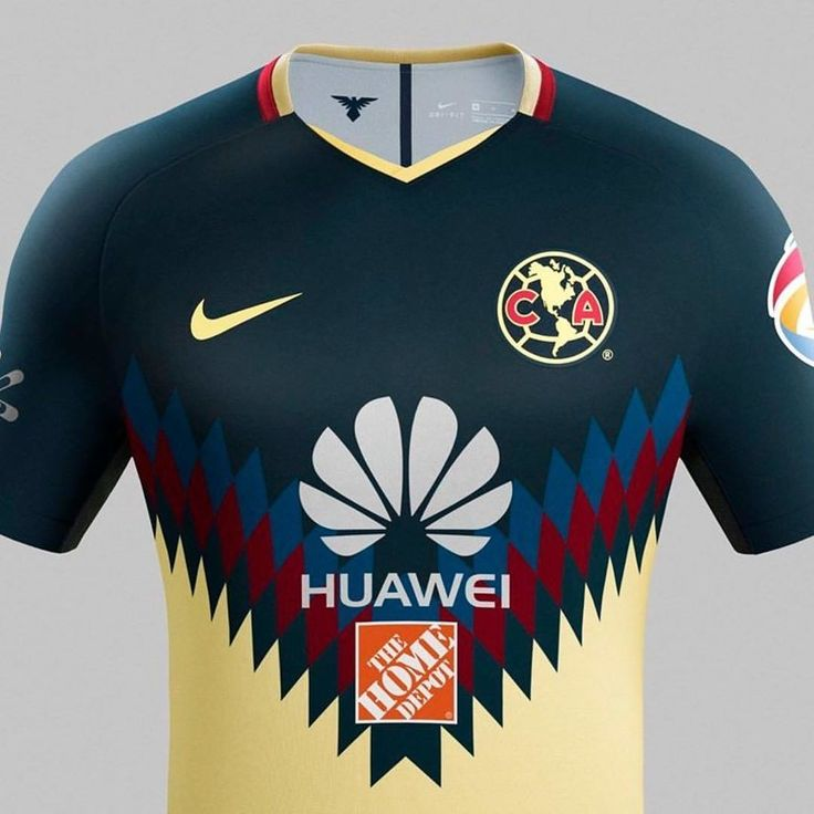 Club America has released a stunning new Home Jersey for the 17-18 Season: a tribute to the great Las Águilas of the past. Link in bio.   #ClubAmerica #LigaMX #ligamxeng
