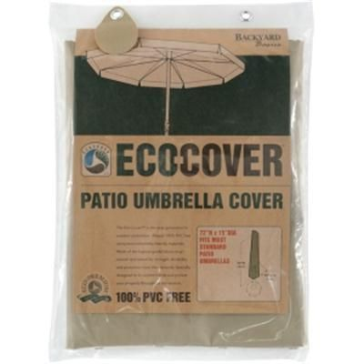 "Patio Umbrella Cover 72x15"""""""""