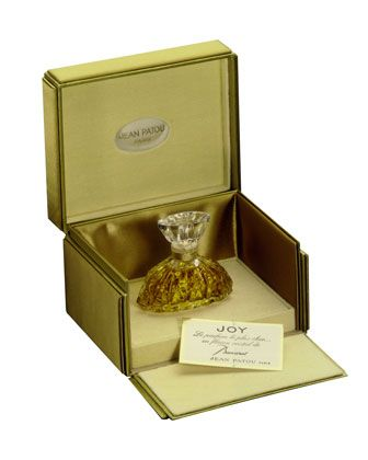 Someday.  Joy Baccarat Pure Parfum, Limited Edition by Jean Patou at Neiman Marcus.