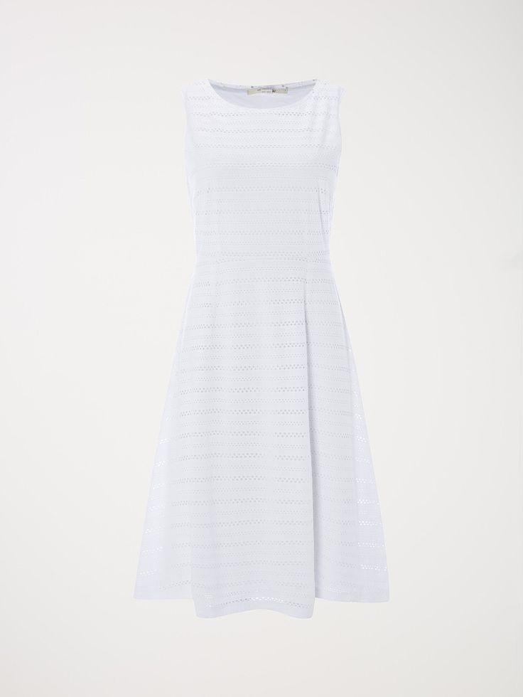 Sleeveless blossom dress White Stuff £59.95