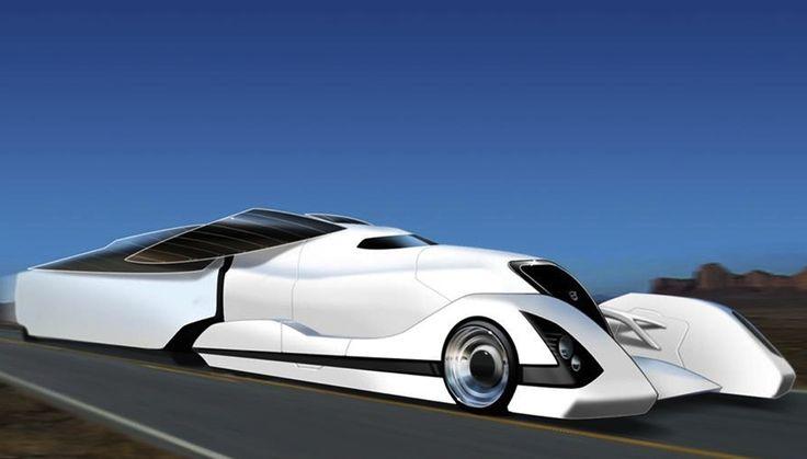 Corvette Concept Truck