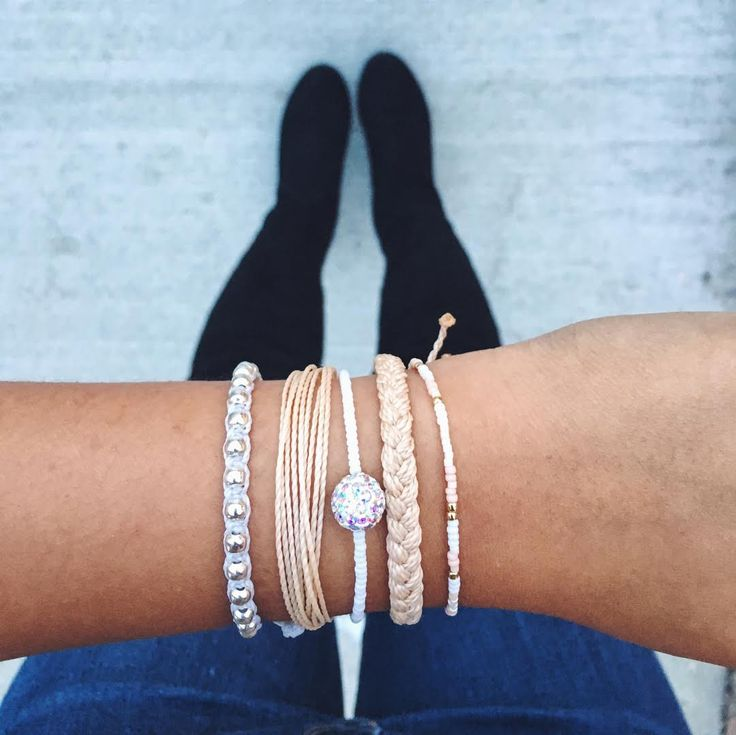 Limited Edition New Year's Seed Bead | Pura Vida Bracelets
