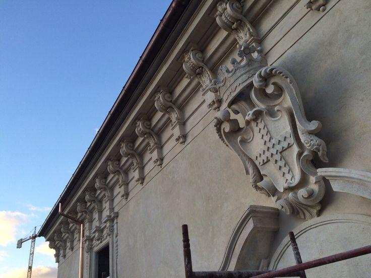 Palazzo Ardinghelli  Dopo restauro
