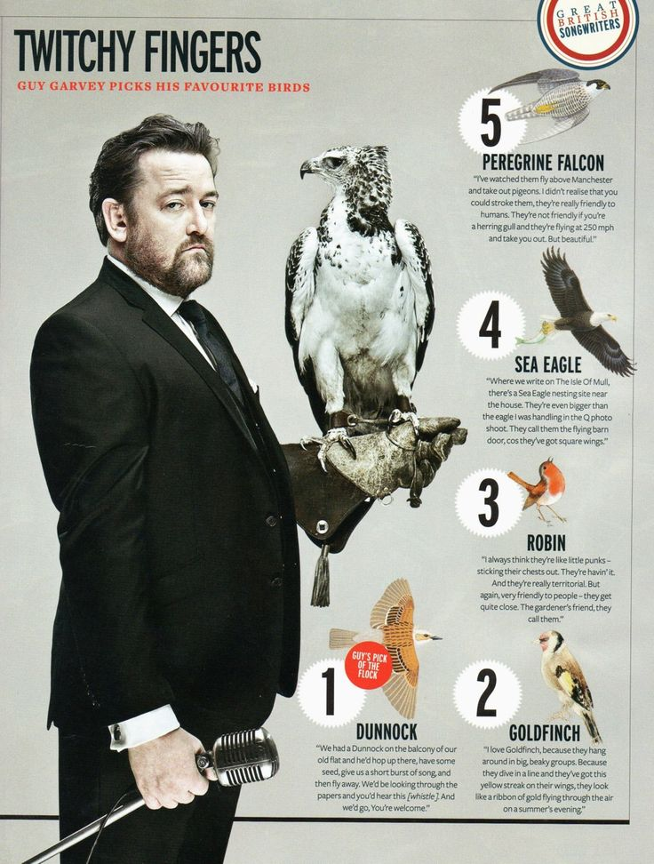 Proof, if any more were needed, that Guy Garvey is one of the worlds top humans.  It's True...
