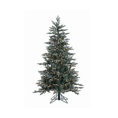 Artificial Christmas Trees 117414: Vickerman A159751 Prelit 5-Ft Crystal Frost Balsam Fir Tree -> BUY IT NOW ONLY: $200 on eBay!