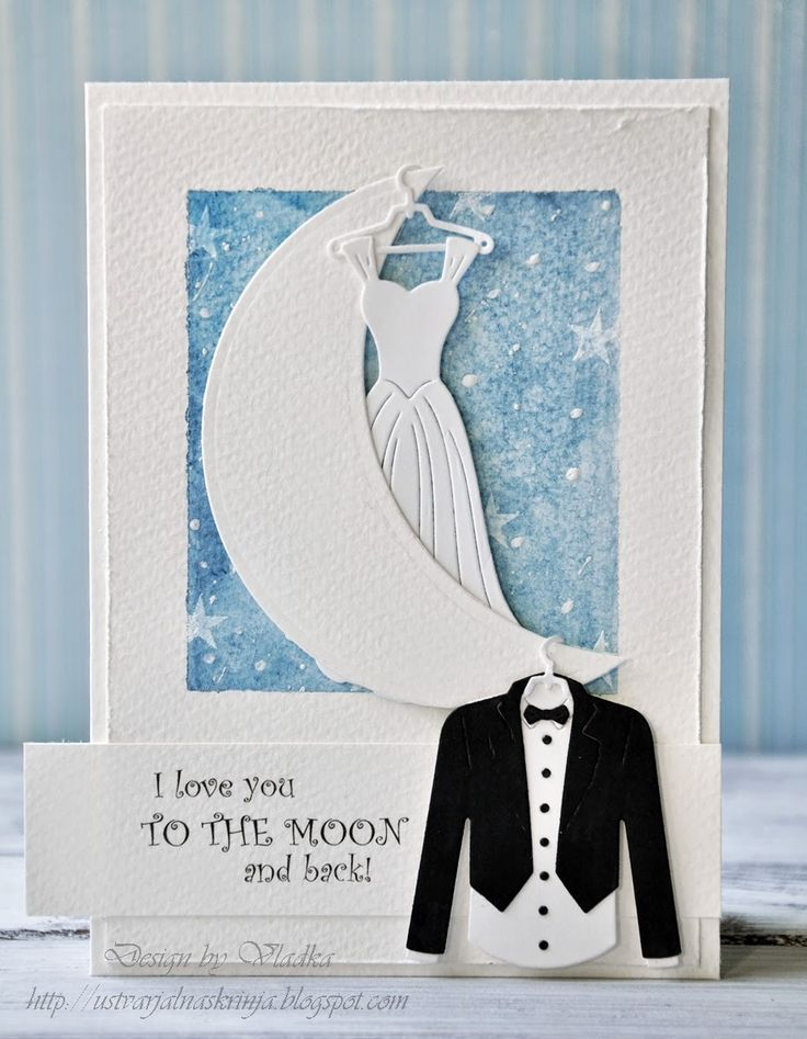 Новым, скрапбукинг открытка на свадьбу с женихом и невестой