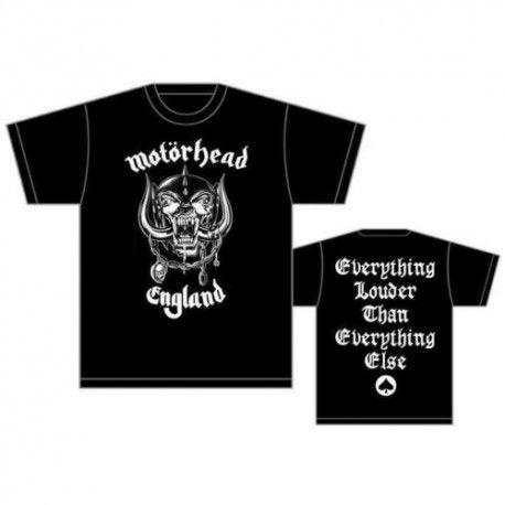 Tricou Motorhead: England