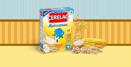 Amostras grátis papa Cerelac Multicereais - http://parapoupar.com/amostras-gratis-papa-cerelac-multicereais/
