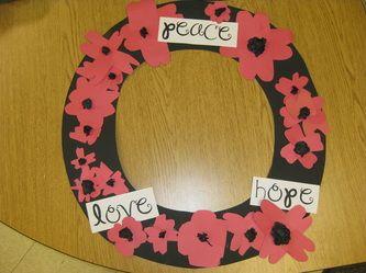 Remembrance Day - Ms. Ferguson's Grade 3 Class