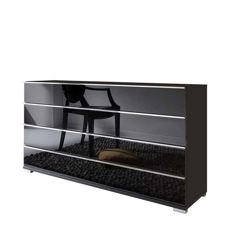 Sideboard schwarz matt  Die besten 25+ Sideboard schwarz Ideen auf Pinterest | Sideboard ...