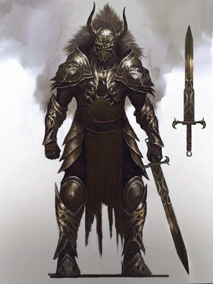 Fantasy Medieval Knight 25+ best Knight...