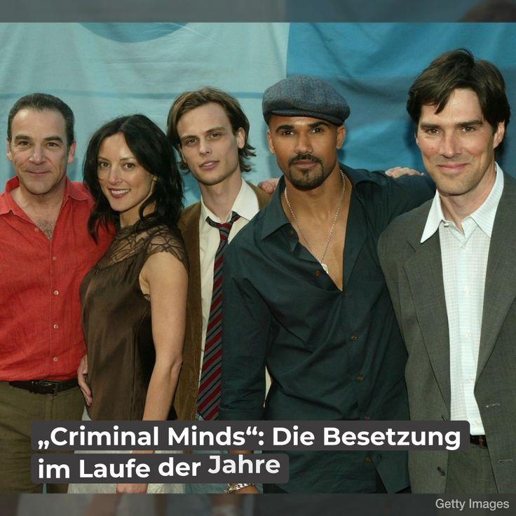 Criminal Minds Darsteller