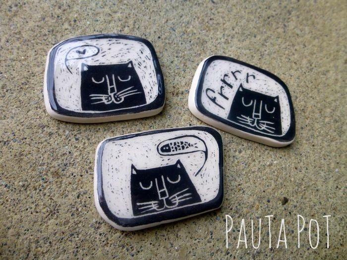 Soprammobili ceramica - Torino - Pauta Pot - Calamite